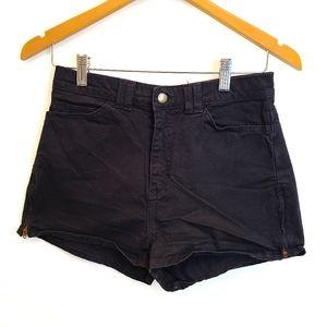 American Apparel Black Short